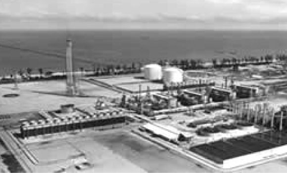 History and Background | Brunei LNG Sendirian Berhad